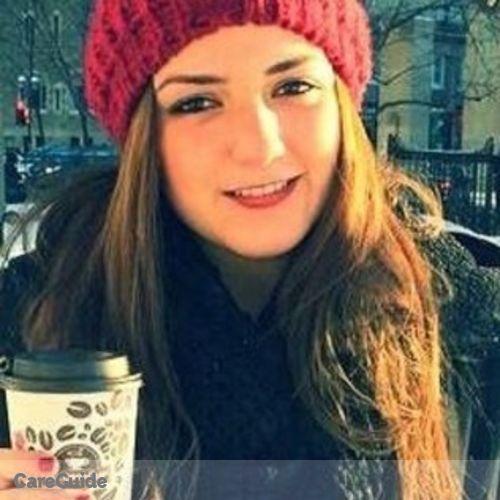 Canadian Nanny Provider Sophia S's Profile Picture