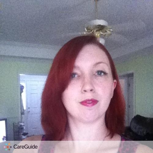Child Care Provider Anastacia H's Profile Picture