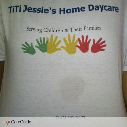 Child Care Provider Jessie Moreno's Profile Picture