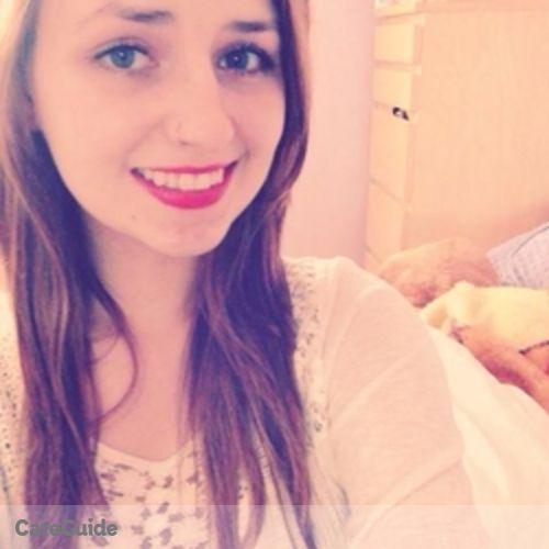 Canadian Nanny Provider Olivia Rajczyk's Profile Picture