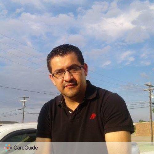 Handyman Provider Antonio Ruiz's Profile Picture