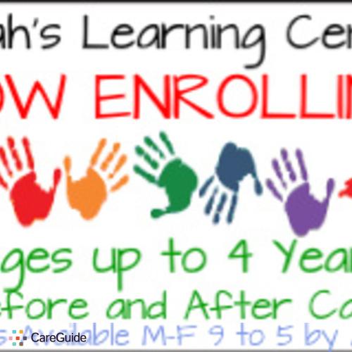 Child Care Provider Erin E's Profile Picture