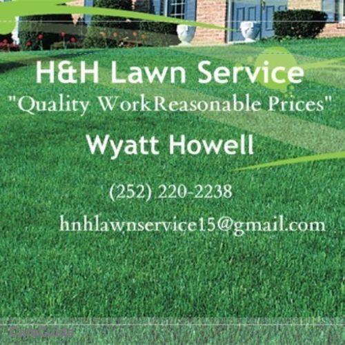 Gardener Provider Wyatt Howell's Profile Picture