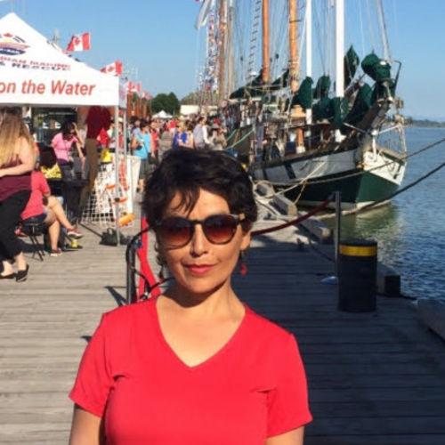Canadian Nanny Provider Erika F's Profile Picture