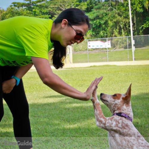 Pet Care Provider Deirani C's Profile Picture
