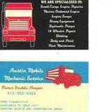 Austin mobile mechanic service