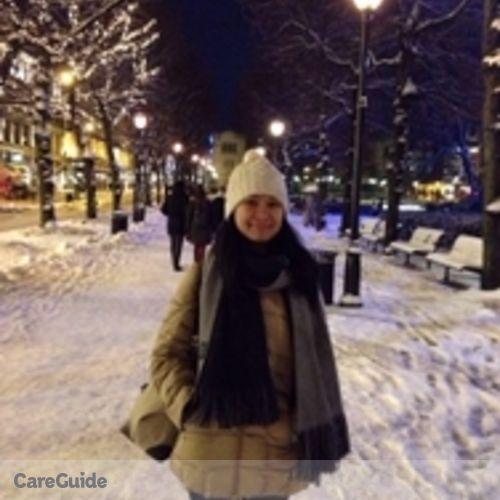 Canadian Nanny Provider Michelle Macaraeg's Profile Picture