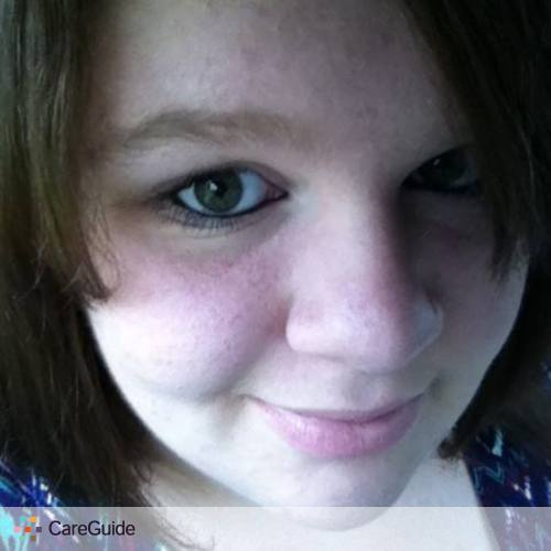 Child Care Provider Kaitlin M's Profile Picture