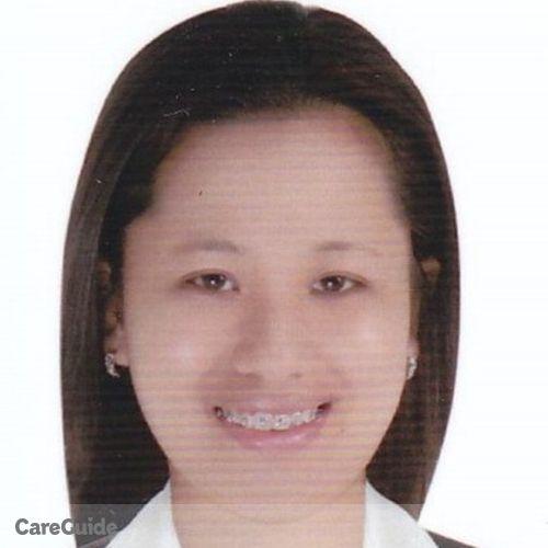 Canadian Nanny Provider Arvi Arcilla's Profile Picture