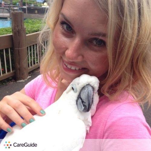 Pet Care Provider Polina Harper's Profile Picture