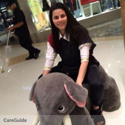 Canadian Nanny Provider Camila Oliveira's Profile Picture