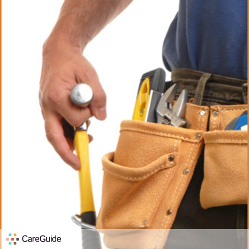 Handyman Provider Mark M's Profile Picture