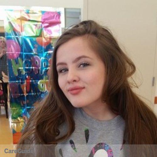 Canadian Nanny Provider Sabrina Stocker's Profile Picture