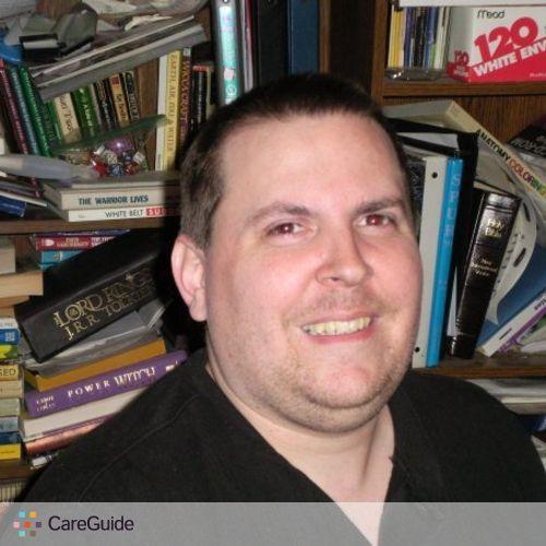 Pet Care Provider Derrick Hauenstein's Profile Picture