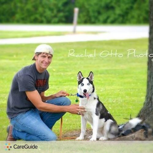 Pet Care Provider Elijah Bakies's Profile Picture