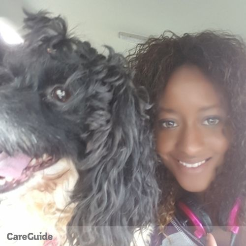 Pet Care Provider Ishah Scott's Profile Picture