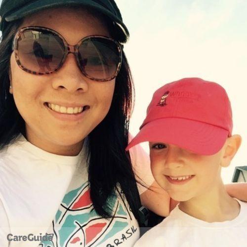 Canadian Nanny Provider Anna Bacolot's Profile Picture