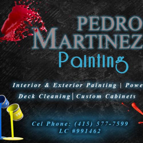 Painter Provider Pedro M's Profile Picture