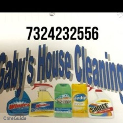 Housekeeper Provider Gaby Robles's Profile Picture