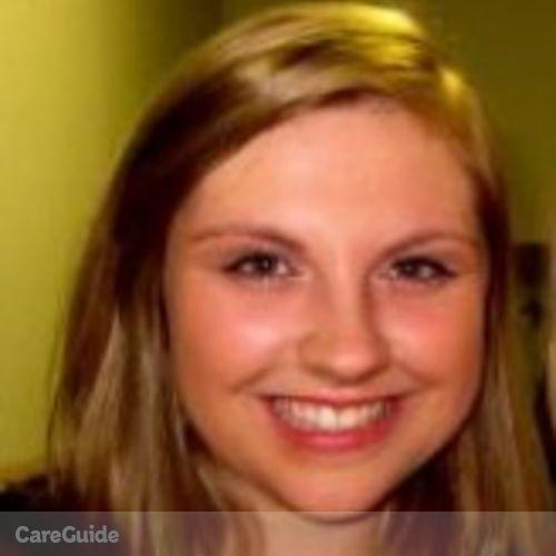 Canadian Nanny Provider Ashley Cruden's Profile Picture