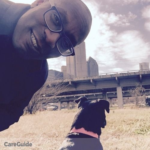 Pet Care Provider Anthony Chisom Chisom's Profile Picture