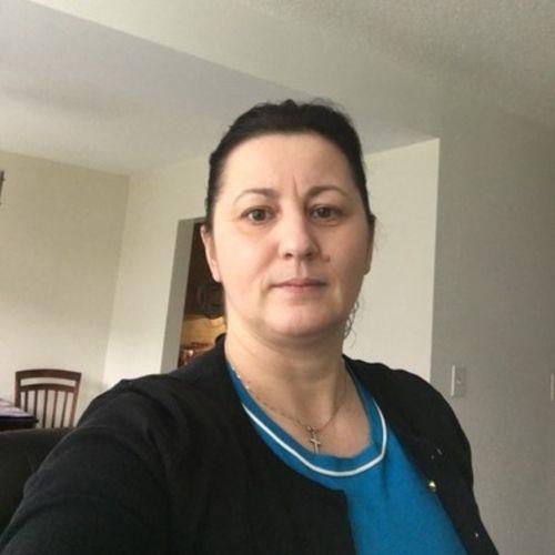 Housekeeper Provider Marta Zanfirescu's Profile Picture