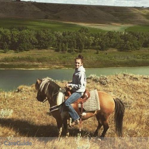 Canadian Nanny Provider Alyssa Hamilton's Profile Picture