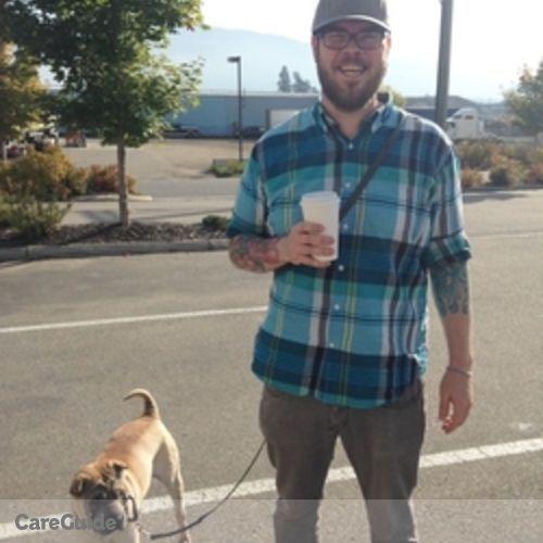 Canadian Nanny Provider Dave Braceland's Profile Picture