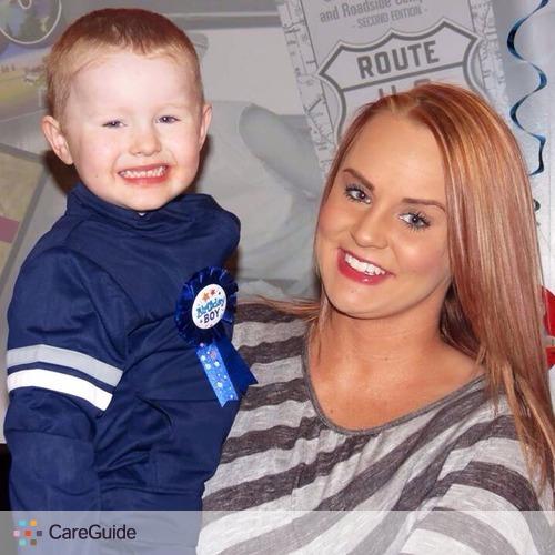 Child Care Provider Jessica S's Profile Picture