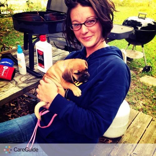 Child Care Provider Amanda Hall's Profile Picture