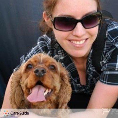 Pet Care Provider Gaelle Nicolussi's Profile Picture