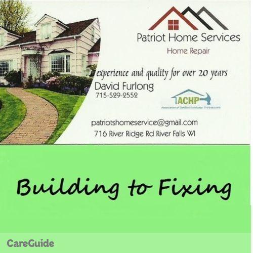 Handyman Provider David Furlong's Profile Picture