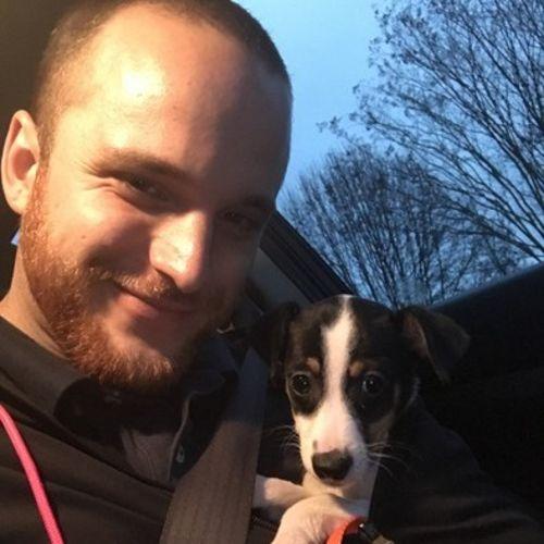 Pet Care Job Aaron Carroll's Profile Picture