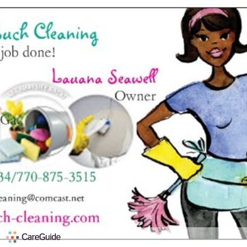 Housekeeper Provider Lauana Seawell's Profile Picture