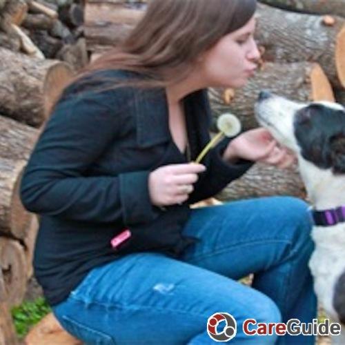 Pet Care Provider Amy I's Profile Picture