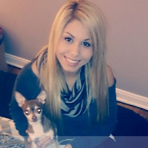 Pet Care Provider Corina Rosales's Profile Picture