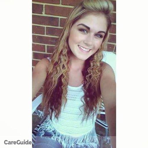 Child Care Provider Morgan F's Profile Picture