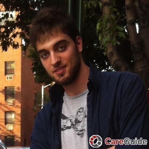 Child Care Provider Francesco Marini's Profile Picture