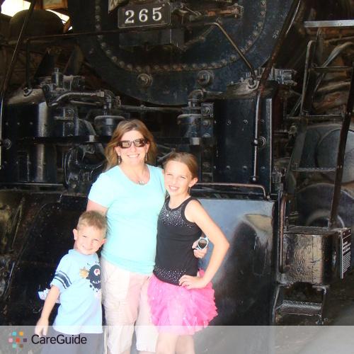 Child Care Provider Mary B's Profile Picture