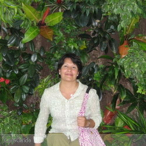 Canadian Nanny Provider Rosa Altamirano's Profile Picture