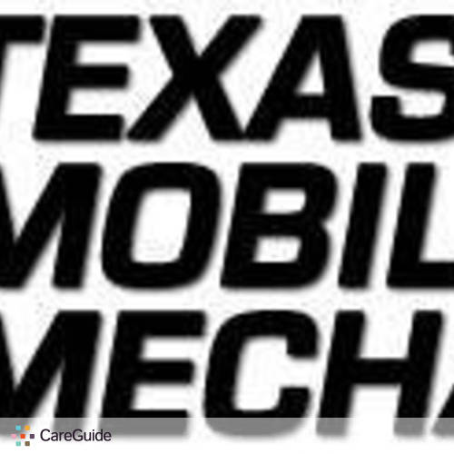 Mechanic Job Texas Mobile Mechanics's Profile Picture
