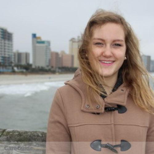 Canadian Nanny Provider Jill Sanderson's Profile Picture