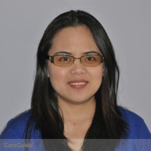 Canadian Nanny Provider Janine B's Profile Picture