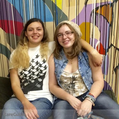 Child Care Provider Mallory Harris & Iliana Moore's Profile Picture