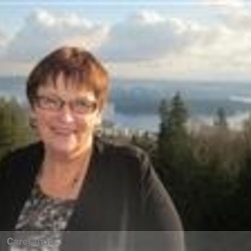 Canadian Nanny Provider Dianne Mac Donald's Profile Picture