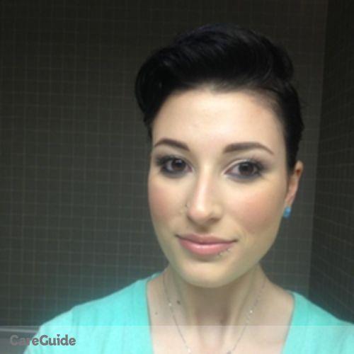 Canadian Nanny Provider Stefania Flex's Profile Picture