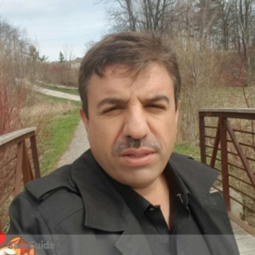 Canadian Nanny Provider Ahmed s's Profile Picture