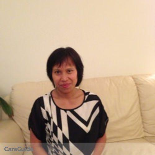Canadian Nanny Provider Loreta Ordonio's Profile Picture