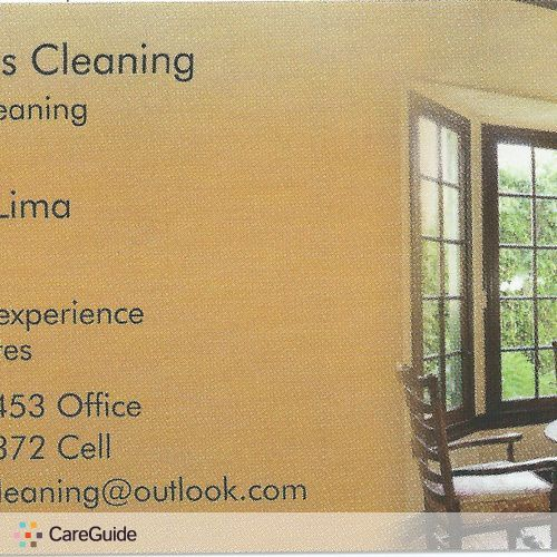 Housekeeper Provider Claudete Lima's Profile Picture