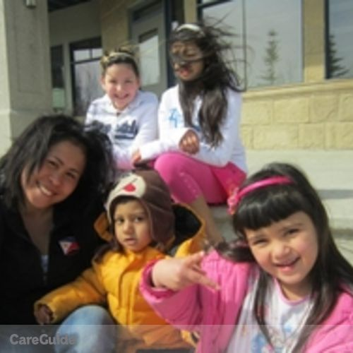 Canadian Nanny Provider Miguela D's Profile Picture